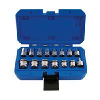 """Laser öljytulppa-avainsarja magneetilla 15-os. 3/8"""""""