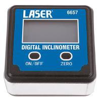 Digitaalinen astekulmamittari, Laser