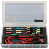 Sulaketesterisarja standardi / mini, Laser
