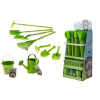 Lasten puutarhatyökaluja