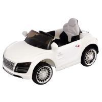 Lasten Audi TT sähköauto 6 V, avomalli