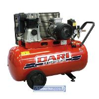 Kompressori Mistral 90/490, Dari