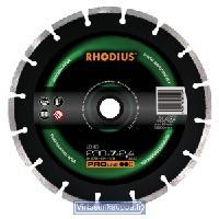 Timanttilaikka 230 x 7 x 2,8 x 22,2 mm, LDW40 - Rhodius