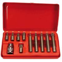 Ruuvauskärkisarja 10 mm, XZN - King Pro Tools
