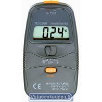 Digitaalinen lämpömittari -50-750°C, King