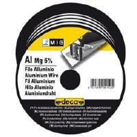 Alumiini MIG-hitsauslanka 1,0 mm / 0,4 kg, Deca
