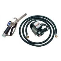 Polttoainepumppu dieselöljylle 230 V, Adam Pumps