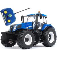 Kauko-ohjattava traktori New Holland (1:16), Maisto Tech