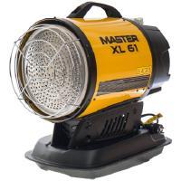 Öljykäyttöinen infrapunalämmitin XL 61 17 kW, Master