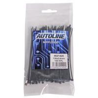 Nippuside, 130x2.6 mm, 100 kpl, Autoline
