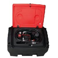 Polttoainesäiliö, siirrettävä (200l, 12 V) - Pressol