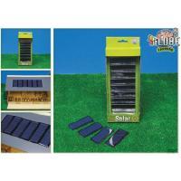 Lelu aurinkopaneelisarja (8 kpl), Kids Globe