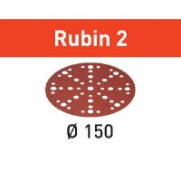 Hiomapaperi STF D150/48 P60 RU2/50 Rubin 2, Festool