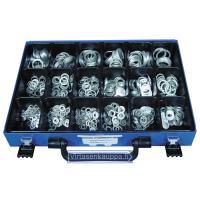 Alumiinitiivistelajitelma DIN 7603 A, Förch