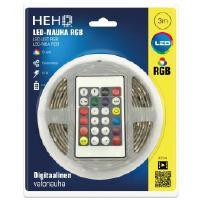LED-valonauha, 3 m, RGB, HEHQ