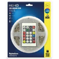 LED-valonauha, 5 m, RGB, HEHQ
