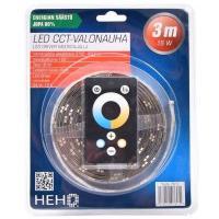 LED-valonauha, 3 m, himmennettävä, HEHQ