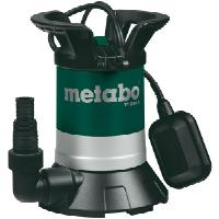 Uppopumppu puhtaalle vedelle, 350 W - Metabo