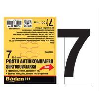 Postilaatikkonumero/kirjain - Postilaatikon numero 7