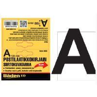 Postilaatikkonumero/kirjain - Postilaatikon kirjain A