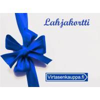 Virtasenkauppa.fi lahjakortti