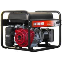 Aggregaatti Honda AGT 7501 - 230 V / 6,4 kW