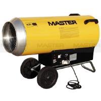 Kaasulämmitin 103 kW, Master BLP 103E