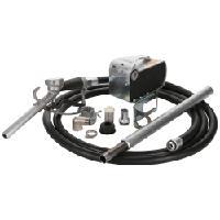 Polttoainepumppusarja - tynnyripumppu (diesel) 230V, 40 l/min - Meganex