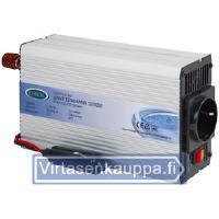 Jännitteenmuunnin 12 V / 300 W (invertteri) - siniaalto, CRX