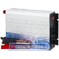 Jännitteenmuunnin 12 V / 1000 W (invertteri), CRX