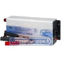 Jännitteenmuunnin 12 V / 1000 W (invertteri) - siniaalto, CRX
