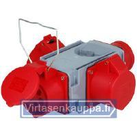 VOIMAVIRTA ADAPTERI 16A 400V/ 3X400V