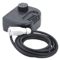 Hallilämmitin - öljy, 81 kW (pakokaasun poistolla) - Lisävaruste: termostaatti