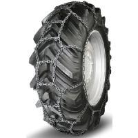 Traktorin jääketjut 16.9-38, 18.4-34, Tellefsdal