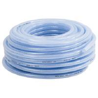 Muoviletku - PVC, kirkas, Fitt - Muoviletku 6 x 12 mm, 100 m