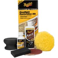Heavy Duty Headlight Restoration kit, Meguiars