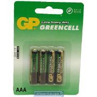 PARISTO AAA GREEN 1,5V 4KPL