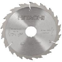 Sirkkelinterä 165 x1,8/1,2 x 30 Z18, Hitachi