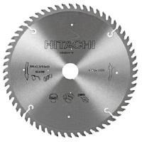 Pyörösahanterä TCT 255 x 2,3 x 30 mm Z60, Hitachi