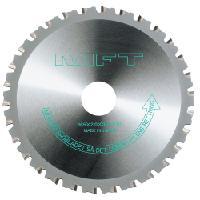 Pyörösahanterä metallille, Hitachi