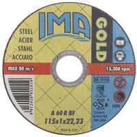 KATKAISULAIKKA 115X1,0 METALLI IMA