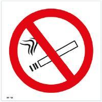 Kilpi - Tupakointi kielletty