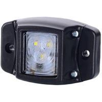 Led-äärivalo 12/24 V 3 LED - Valkoinen, JOL