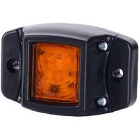 Led-äärivalo 12/24 V 3 LED - Oranssi, JOL
