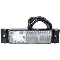 LED-äärivalo 12/24 V | valkoinen, JOL