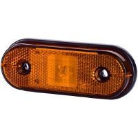 LED-äärivalo 12/24 V | oranssi, JOL