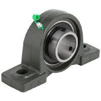 Laakeriyksikkö - pysty - 55 mm