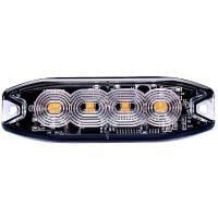 LED-tasovilkku slim 4 x LED, JOL