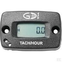 Tunti- ja kierroslukumittari, GDI