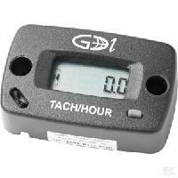 Tunti- ja kierroslukumittari (2/4-tahti), GDI